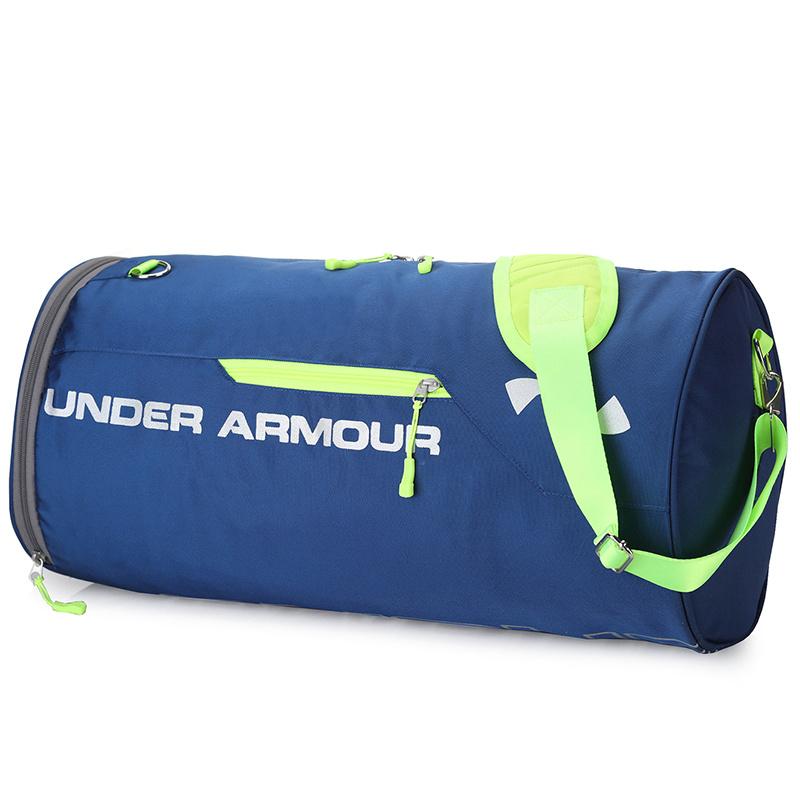 767b9e159 Under Armour H Storm Duffle Gym Bag Large Gym for Soccer Basketball [Blue],  Fesyen Lelaki, Beg dan Dompet di Carousell