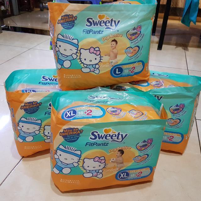 Unisex Diapers