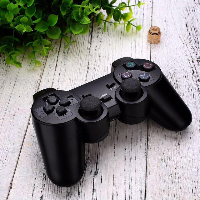 இUSB Wireless Joystick Game Pad Controller for Tablet PC Laptop Blackஇ