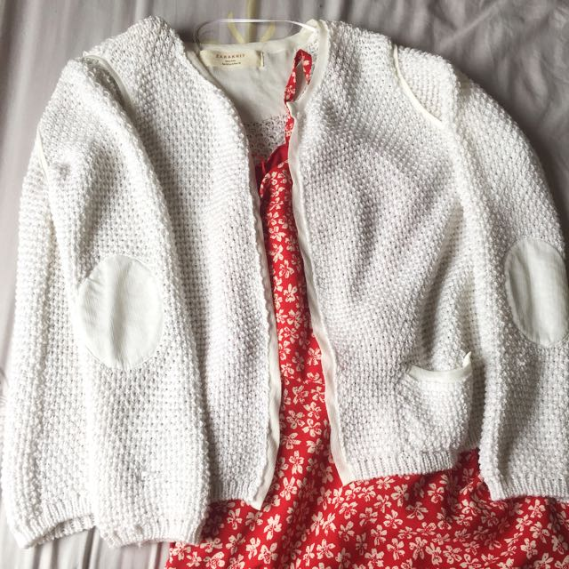 Zara Knitted Jacket