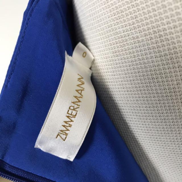 Zimmerman Formal Silk Maxi