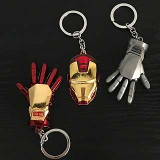 Marvel's The Avengers Keychain