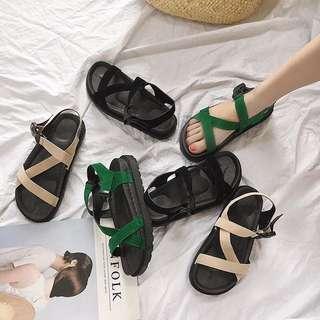 🌸基礎款休閒涼鞋#我有涼鞋要賣
