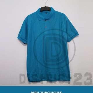 Kaos Polo / Polo Shirt Size S - Xxxl