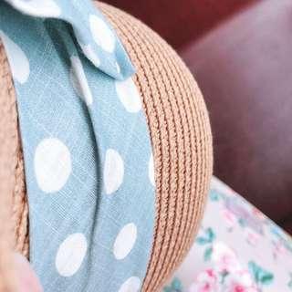 💕可愛風草帽
