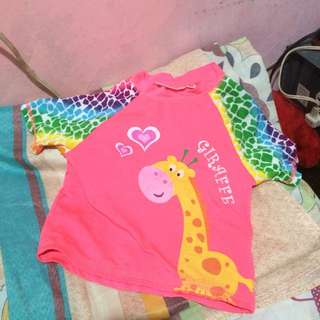 rash guard #babysale