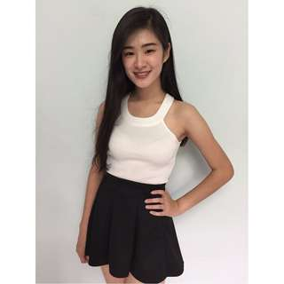 BRAND NEW Basic Knitted Top (Good Quality)