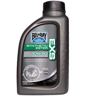 Bel-Ray EXS Synthetic Ester 4T Engine Oil 10W50