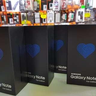 Samsung Note FE 傳奇重現 三禾電氣現貨發售