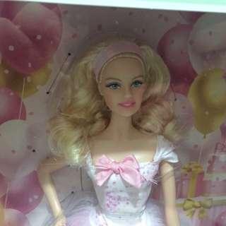 Barbie Birthday Wishes 2016