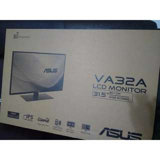 🚚 華碩 ASUS 32型2K高解析 IPS寬螢幕VA32AQ低藍光不閃屏