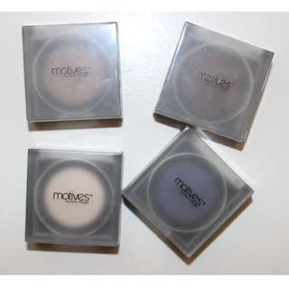 Motives Eye Shadows