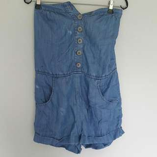 Arty Playsuit