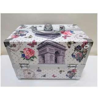 SALE! Professional Cosmetic Makeup Kit Organizer Case (Make up Bag Box)