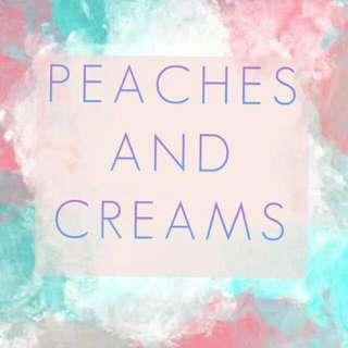 Peaches And Creams