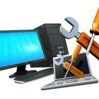 Professional Laptop/Desktop Repair