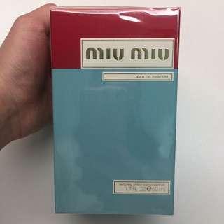 BRAND NEW MIUMIU PERFUME!