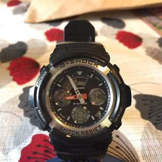 G Shock Watch casio