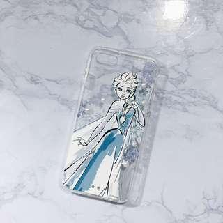 正版迪士尼Elsa軟殼 I6/I6s手機殼