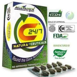 C 24/7 Food Supplement