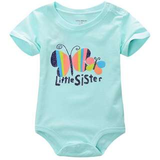 Little Sisters Onesie