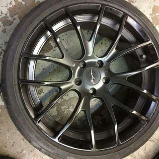 20 Inch BMW BREYTON SPORTS RIMS