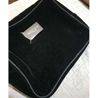 Giorgio Armani Velvet Makeup Bag