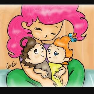 Nanny /Babysit Service @ Sembawang area