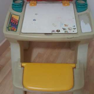 Toddler Study table
