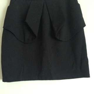 Black Bussiness Skirt