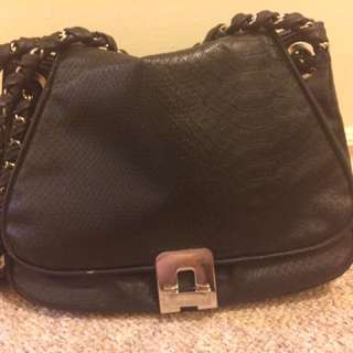 Le Chateau Black Purse