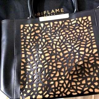 Tas Oriflame Fancy Gold