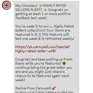 Highly Rated Seller!🎊🎊🎊