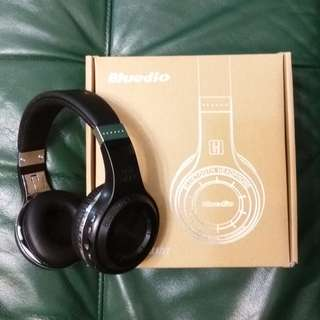 Bluedio H+ Turbine Bluetooth Headphone
