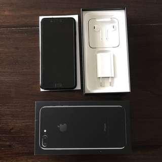 Iphone 7 Plus Jet Black 128Gb (beli Juni 2017)