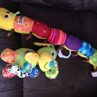 Lamaze Caterpillar Ans Dog
