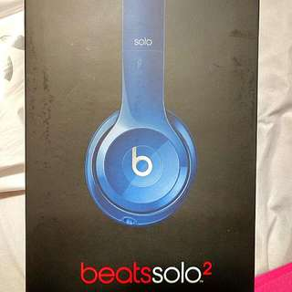 Blue Beats Solo 2 Wired