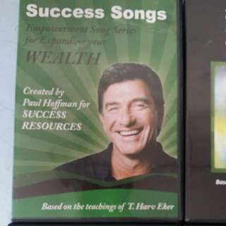MMI T Harv Eker Success Songs from Success Resources