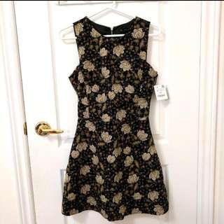 Brand New Zara Floral Dress