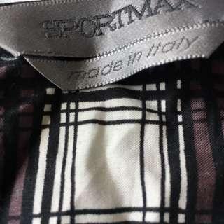 Sportmax Cotton Dress