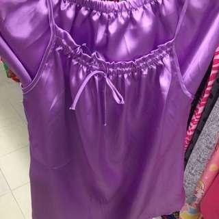 Sexy Satin Sleepwear