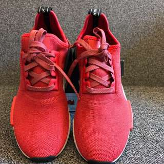 New Adidas Women's Nmd R1 Lush Red US 6.5