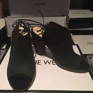 [Brand New] Nine West Mule Sandals - Sz 11