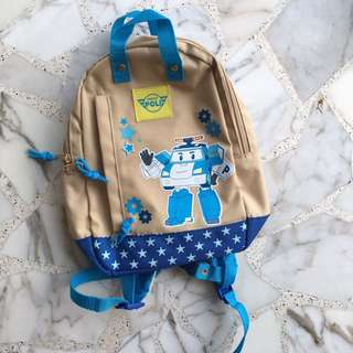 Half Price! Brand New Robocar poli Bag