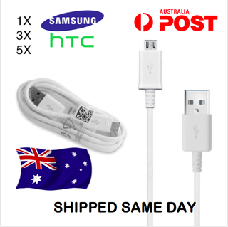 Micro USB Charger for Samsung S4 S5 S6 S7 LG Xiaomi SONY Android