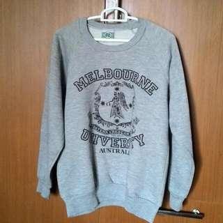 Sweater Grey Melbourne University