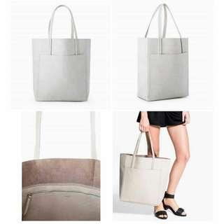 MNG Carlota Pocket Shopper Bag