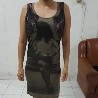 Dress Terusan Mango