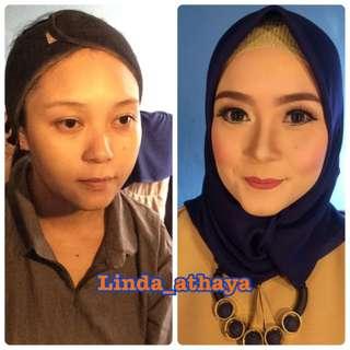 Jasa Makeup Wedding, Undangan, Dll