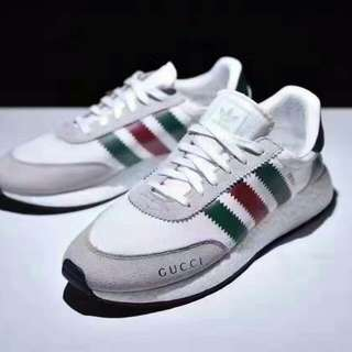 【Gucci Gucci x Adidas Iniki Runner Boost】